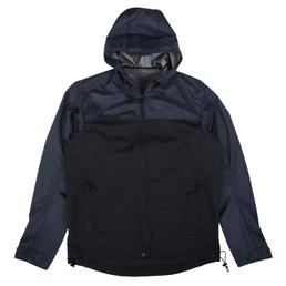 CDG Full Zip Jacket Navy