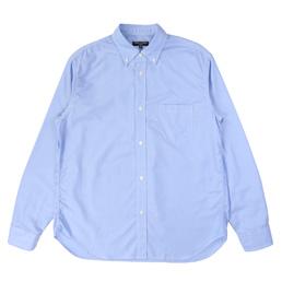 CDG Homme Cotton Oxford Shirt Sax
