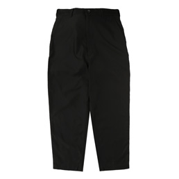 CDG Homme Cotton Satin Pant Black