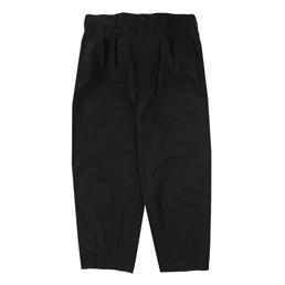 CDG Homme Garbardine Pants Black