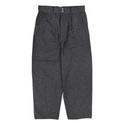 CDGH Cotton Nylon Drill dyed Pant- Indigo