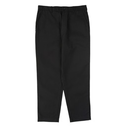CDGH Cotton Poly Serge Washed Pant- Black