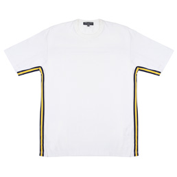 CDGH Cotton Jersey T-Shrt - White