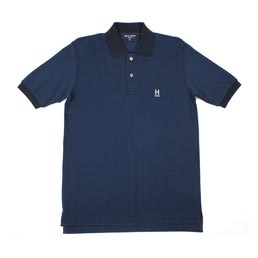 CDG Homme Polo Shirt Navy