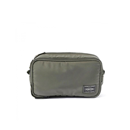 Head Porter Grooming Pouch - Olive