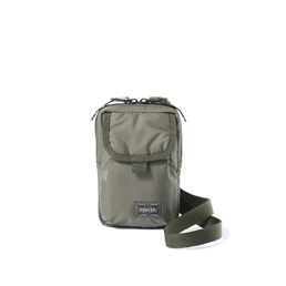 Head Porter Shoulder Pouch - Olive