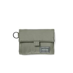 Head Porter Wallet (M) - Olive