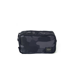 Head Porter Grooming Pouch- Black