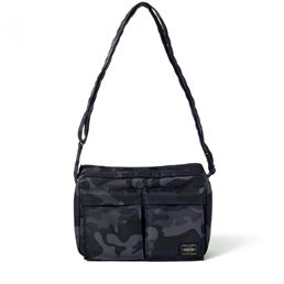 Head Porter Shoulder Bag- Black