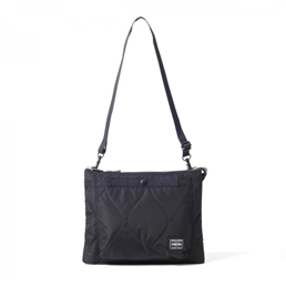 Head Porter Shoulder Bag - Black