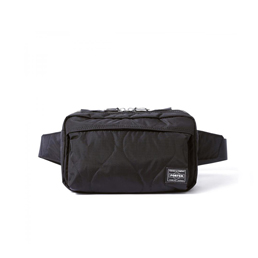 Head Porter Waist  Bag - Black