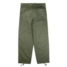 CDG Homme Front Pocket Wide Leg Pant Khaki