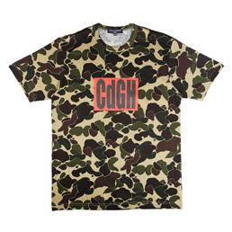 CDG Homme T-Shirt Camo