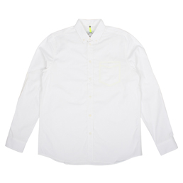 OAMC Frame Shirt White