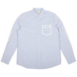 OAMC Frame Shirt Light Blue