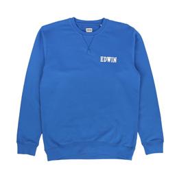 Edwin Classic Crew Logo Sweat