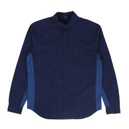 Edwin Standard Insert Shirt - Dark/Mid Indigo