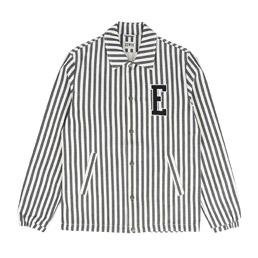 Edwin Coach Jacket - Blue Stripe