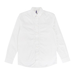 OAMC Ring Woven Shirt - White