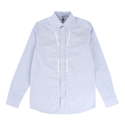 OAMC Ring Woven Shirt - Light Blue