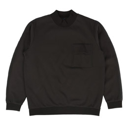 OAMC Flight Mockneck Black