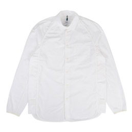 OAMC Drop Shirt White