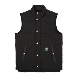 Carhartt WIP x Patta Broom Vest Black