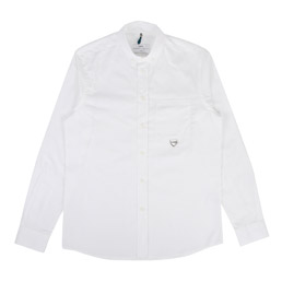 OAMC Feather Shirt White