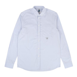 OAMC Feather Shirt Light Blue