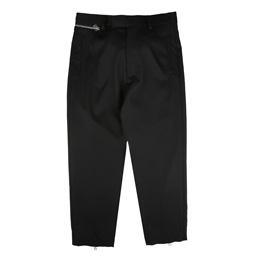 OAMC Cropped Zip Pant Black L32