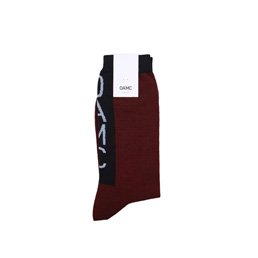 OAMC Bar Logo Socks