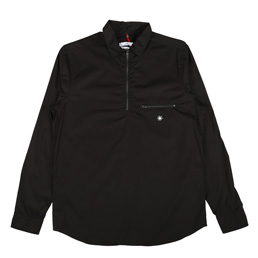 OAMC L-Zip Shirt Black