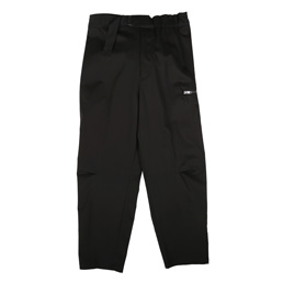 OAMC Cropped Cal Pant Black