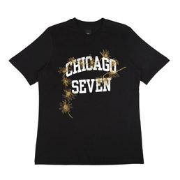 OAMC Chicago Seven T-Shirt Black
