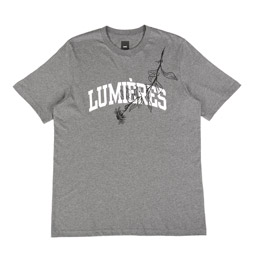 OAMC Lumieres T-Shirt Dark Heather Grey