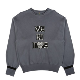 OAMC Veritas Crewneck Aviator Blue