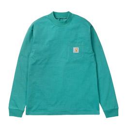 CWIP x Brain Dead LS Swan T-Shirt Ocean