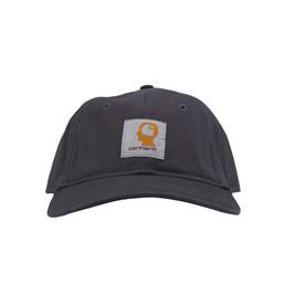 Carhartt WIP x Brain Dead Logo Cap Graphite