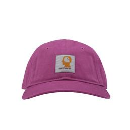 Carhartt WIP x Brain Dead Logo Cap Purple