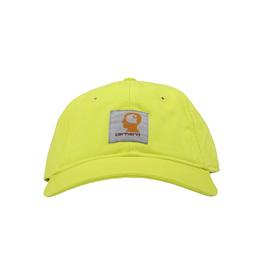 Carhartt WIP x Brain Dead Logo Cap Lime Green
