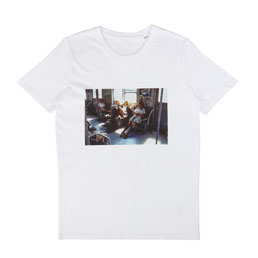 IDEA Willy Spiller Photo T-Shirt White