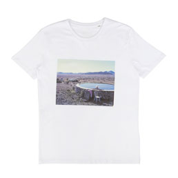 IDEA Francois Halard T-Shirt White