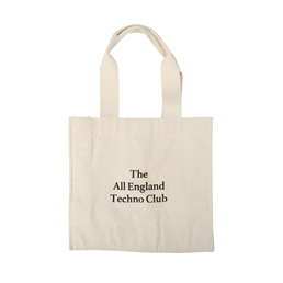 IDEA All England Techno Club Canvas Bag