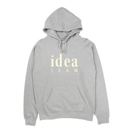 IDEA Team Hoodie Grey