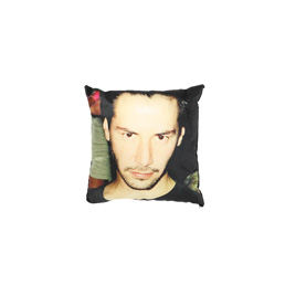 IDEA My Keanu Cushion Small 12x12""