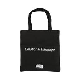 Ignored Prayers Emotional Baggage Tote Black