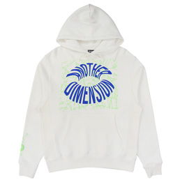 Ignored Prayers Another Dimension Hoodie - White