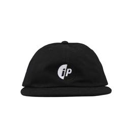 IP Public 6 Panel Snapback Black