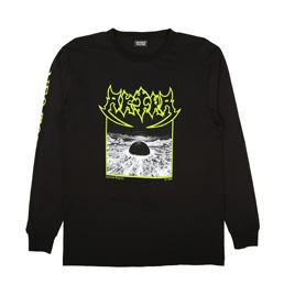 Ignored Prayers Sepulkira L/S T-Shirt Black