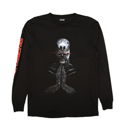 Ignored Prayers Judgement L/S T-Shirt Black